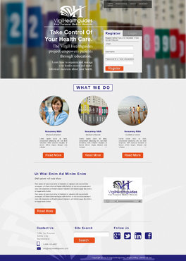 Your Personal Medical Records Complete Web Design Solution  Draft # 70 by ennweb