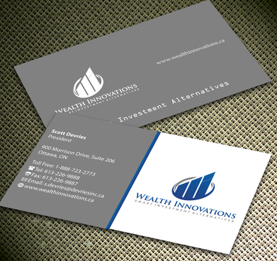 Business Card and Letterhead + Kit Folder Business Cards and Stationery  Draft # 206 by jpgart92