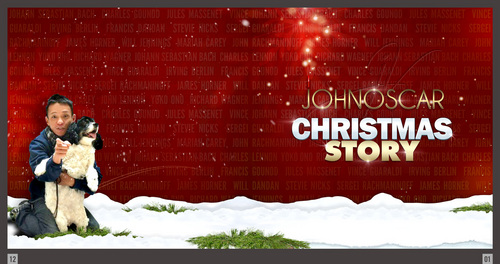 Johnoscar Christmas Marketing collateral  Draft # 1 by Schweinsteiger