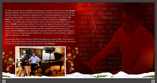 Johnoscar Christmas Marketing collateral  Draft # 5 by Schweinsteiger