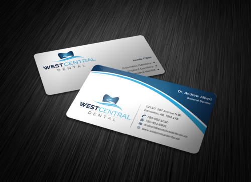 World Class Care Business Cards and Stationery  Draft # 103 by einsanimation