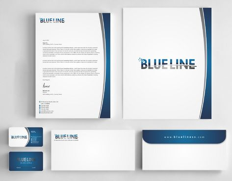 Stationery Design Business Cards and Stationery  Draft # 267 by xtremecreative3