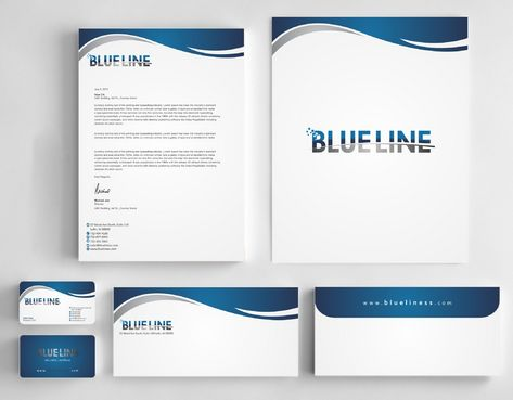 Stationery Design Business Cards and Stationery  Draft # 268 by xtremecreative3