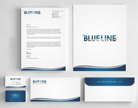 Stationery Design Business Cards and Stationery  Draft # 269 by xtremecreative3