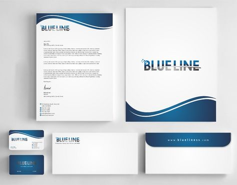 Stationery Design Business Cards and Stationery  Draft # 270 by xtremecreative3