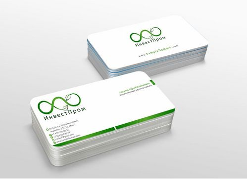 "ООО ""ИнвестПром"" Business Cards and Stationery  Draft # 190 by xtremecreative3"
