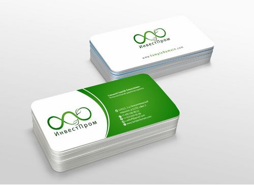 "ООО ""ИнвестПром"" Business Cards and Stationery  Draft # 192 by xtremecreative3"