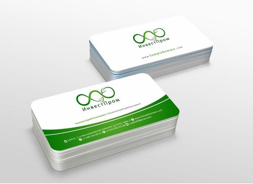 "ООО ""ИнвестПром"" Business Cards and Stationery  Draft # 194 by xtremecreative3"