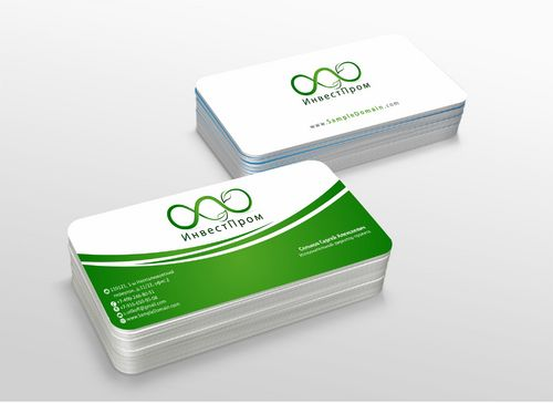 "ООО ""ИнвестПром"" Business Cards and Stationery  Draft # 195 by xtremecreative3"