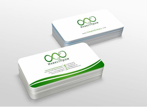 "ООО ""ИнвестПром"" Business Cards and Stationery  Draft # 203 by xtremecreative3"
