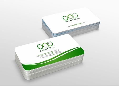 "ООО ""ИнвестПром"" Business Cards and Stationery  Draft # 204 by xtremecreative3"
