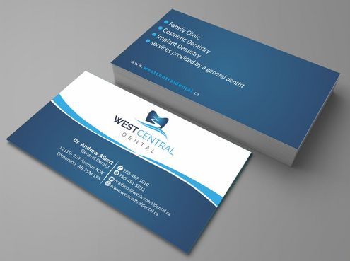 World Class Care Business Cards and Stationery  Draft # 164 by Deck86