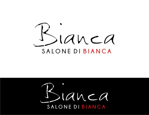 Salone di Bianca A Logo, Monogram, or Icon  Draft # 573 by nellie