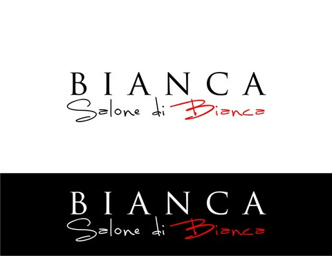 Salone di Bianca A Logo, Monogram, or Icon  Draft # 581 by nellie