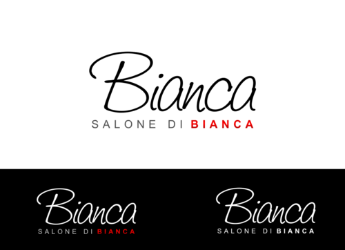 Salone di Bianca A Logo, Monogram, or Icon  Draft # 584 by Miroslav