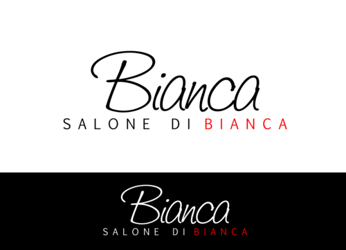 Salone di Bianca A Logo, Monogram, or Icon  Draft # 588 by Miroslav