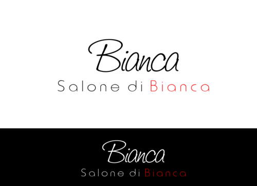 Salone di Bianca A Logo, Monogram, or Icon  Draft # 591 by Miroslav
