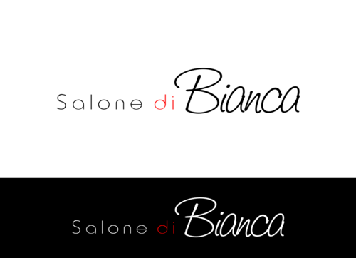 Salone di Bianca A Logo, Monogram, or Icon  Draft # 592 by Miroslav