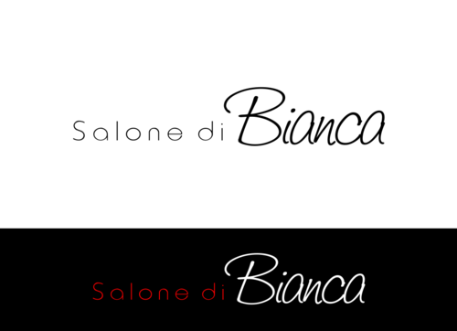 Salone di Bianca A Logo, Monogram, or Icon  Draft # 593 by Miroslav