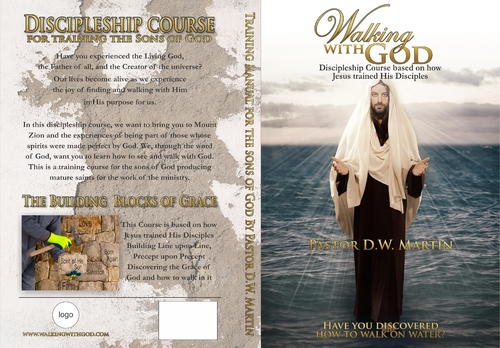 Walking with God Other Winning Design by asifwarsi
