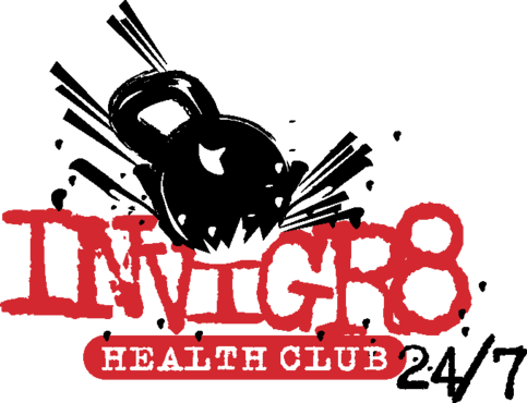 Invigr8 Health Club 24/7 Other Winning Design by artguy