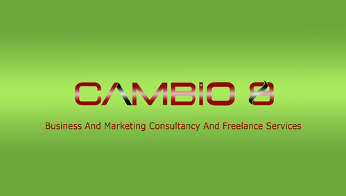 CAMBIO 8 Consultancy and freelance services  Marketing collateral  Draft # 13 by shozabhasan959