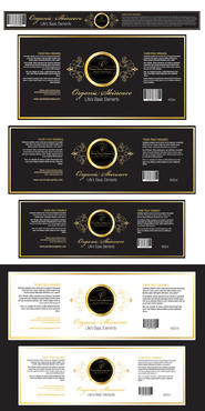 Yours Truly Organics Marketing collateral  Draft # 14 by destudio