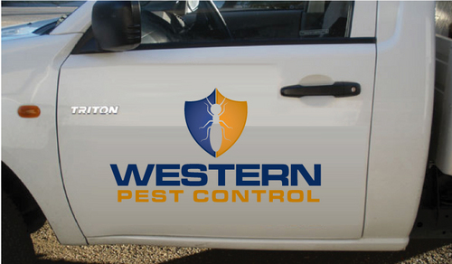 Western Pest Control A Logo, Monogram, or Icon  Draft # 3 by vector