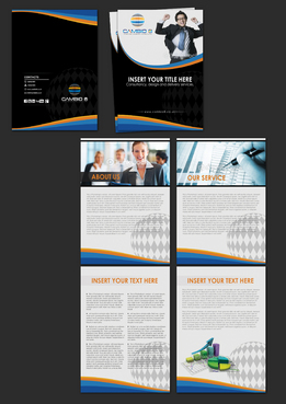 CAMBIO 8 Consultancy and freelance services  Marketing collateral  Draft # 24 by pisca