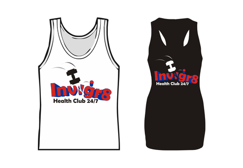 Invigr8 Health Club 24/7 Other  Draft # 13 by ranggashanks