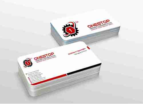 Onestop Equipment Co. Ltd. Business Cards and Stationery  Draft # 106 by xtremecreative3