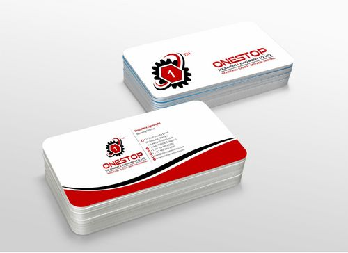 Onestop Equipment Co. Ltd. Business Cards and Stationery  Draft # 111 by xtremecreative3