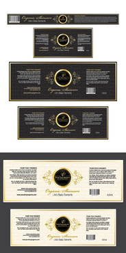 Yours Truly Organics Marketing collateral  Draft # 24 by destudio