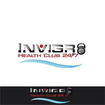 Invigr8 Health Club 24/7 Other  Draft # 21 by nafeesarts