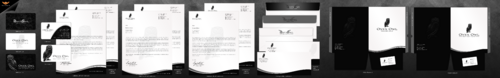Onyx Owl Research Group, LLC Business Cards and Stationery Winning Design by einsanimation