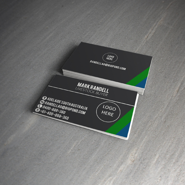 Randell Ag Business Cards and Stationery  Draft # 15 by punkist32