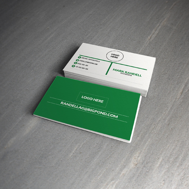 Randell Ag Business Cards and Stationery  Draft # 16 by punkist32
