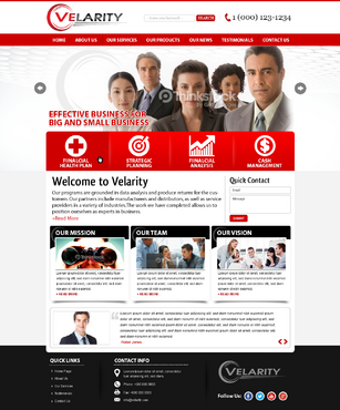 Velarity Complete Web Design Solution  Draft # 152 by umairqureshi84