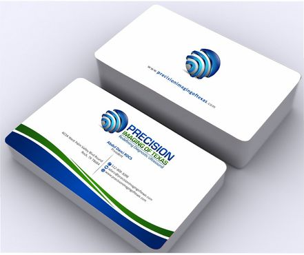 Redefining Diagnostic Ultrasound Business Cards and Stationery  Draft # 179 by Deck86