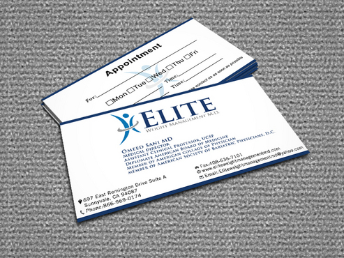 Restricted project for Business Cards and Stationery  Draft # 2 by ronl2010
