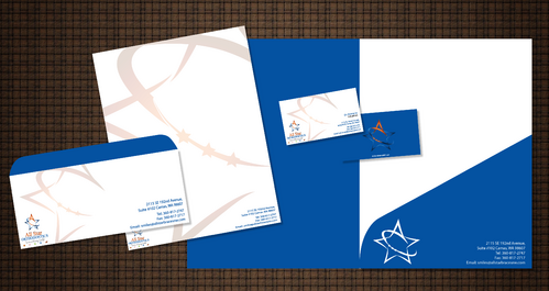 All Star Orthodontics Business Cards and Stationery  Draft # 328 by jpgart92