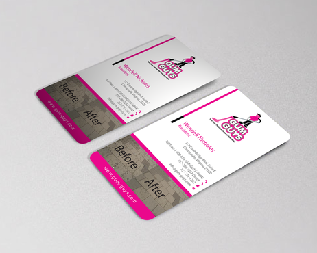 Gum Guys Business Cards and Stationery  Draft # 231 by jpgart92