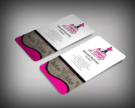 Gum Guys Business Cards and Stationery  Draft # 233 by jpgart92