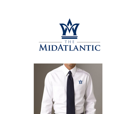 The MidAtlantic A Logo, Monogram, or Icon  Draft # 11 by tuanbmt