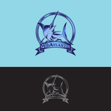 The MidAtlantic A Logo, Monogram, or Icon  Draft # 14 by Snood