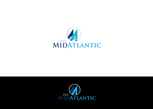 The MidAtlantic A Logo, Monogram, or Icon  Draft # 15 by wanton2k1