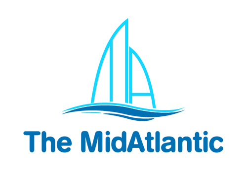 The MidAtlantic A Logo, Monogram, or Icon  Draft # 20 by pituwolu