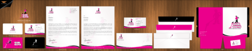 Gum Guys Business Cards and Stationery Winning Design by einsanimation