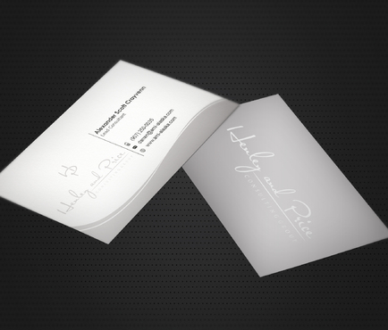 Henley & Price Business Cards and Stationery  Draft # 55 by skyscraper