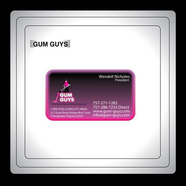 Gum Guys Business Cards and Stationery  Draft # 301 by saimdesigner